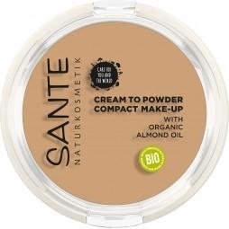 Kompaktný make-up - 9g