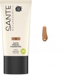 Minerálny make-up Matte - 30ml - 06 Warm Caramel