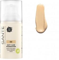 Make-up SOFT CARE - 30ml - 03 Warm Meadow