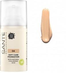 Make-up SOFT CARE - 30ml - 04 Warm Honey