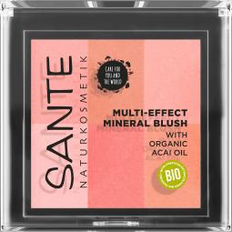 Farba na líčka Multi Effect Beauty - 8g - 01 coral
