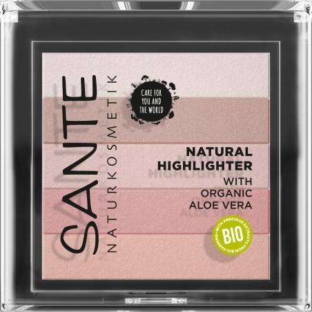 Beautifying Highlighter - 7g - 02' rose