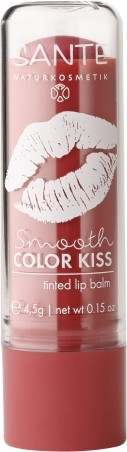 Balzam na pery Smooth Color Kiss - 4'5g - 02 soft red