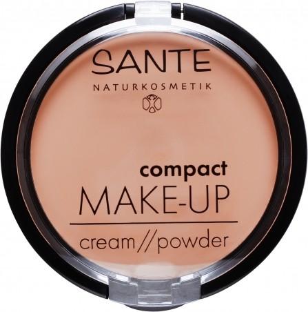 Kompaktný make-up  01 Vanilla 9 g