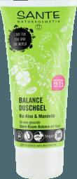 BALANCE sprchový gél BIO aloe a mandľový olej