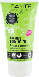 BALANCE telové mlieko BIO aloe a mandľový olej