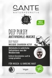 Karbónová maska - 2x4ml