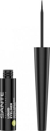 Tekuté linky 03 - čierna - 03' black glamour