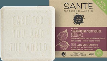 Tuhý šampón Gloss brezový s proteínom  - 60g