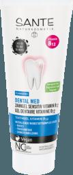 Zubný gél s vitamínom B12 bez fluoridu - 75ml