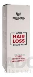 BIOAQUANOL INTENSIVE Anti HAIR LOSS Šampón