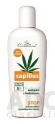 Cannaderm CAPILLUS - šampón s kofeínom NEW