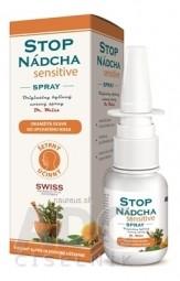 STOPNÁDCHA sensitive SPRAY - Dr. Weiss bylinný nosový spray 1x30 ml
