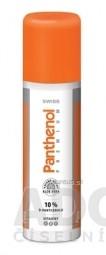 SWISS Panthenol PREMIUM 10% pena 125+25 ml zadarmo (150 ml)