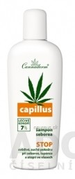 Cannaderm CAPILLUS šampón seborea