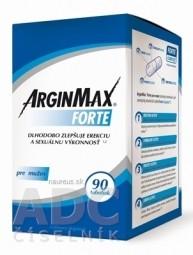 ARGINMAX FORTE pre mužov cps 1x90 ks