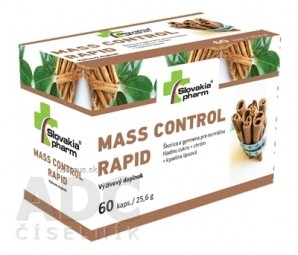 Slovakiapharm MASS CONTROL RAPID