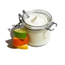 Citrusová bomba - organické telové suflé