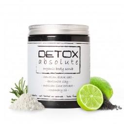 DETOX absolute - organický telový peeling