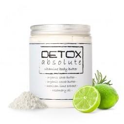 DETOX absolute - vitamínové telové maslo