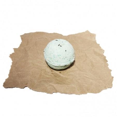 Zero Waste - Medovkový sen(Medovková limonáda) - šumivá bomba do kúpeľa