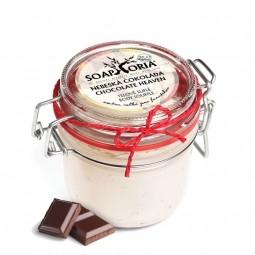 Nebeská čokoláda - XXL organické telové suflé pre fanatikov