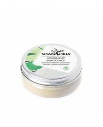 Nevinnosť - organický krémový deodorant