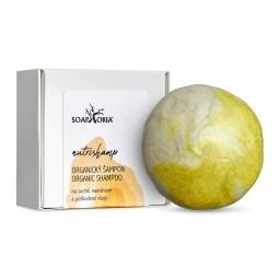 NutriShamp - tuhý šampón na suché, namáhané a poškodené vlasy