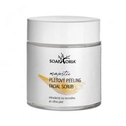 Osviežujúci & stimulačný peeling na normálnu až citlivú pleť