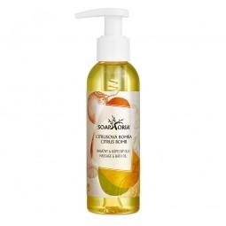 Citrusová bomba(Plody šťastia) - organický masážny olej