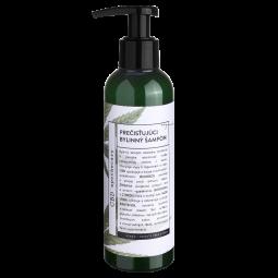 Prečisťujúci a stimulačný bylinný šampón 200 mg CBD