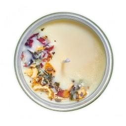 Proti stresu - aromaterapeutická sójová sviečka