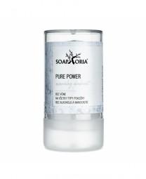 Pure Power - organický minerálny deodorant