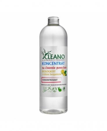 Koncentrát na čistenie všetkých povrchov - bergamot