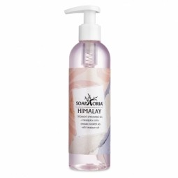 Himalay - organický sprchovací gél