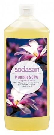 BIO tekuté mydlo na ruky magnólia - oliva - 1000 ml