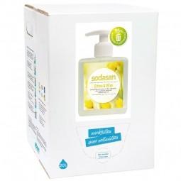 BIO tekuté mydlo na ruky Citrón - oliva - 20 litrov