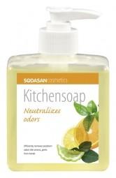 BIO kuchynské tekuté mydlo anti-odor - 300ml