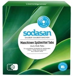 Tablety do umývačky EKO  - 25 tabletiek