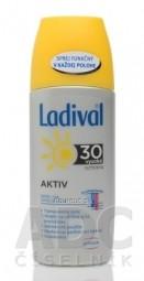 Ladival Transparentný sprej AKTIV SPF 30