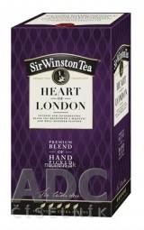 Sir Winston Tea HEART OF LONDON čierny čaj (inov.2018) 20x2 g (40g)