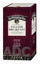 Sir Winston Tea SUPREME ENGLISH BREAKFAST čierny čaj (inov.2018) 20x1,8 g (36 g)