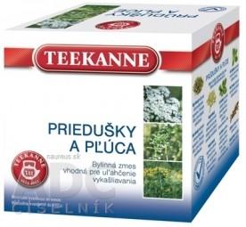 TEEKANNE PRIEDUŠKY A PĽÚCA - Dr.Max bylinná zmes (čaj) 10x2 g (20 g)