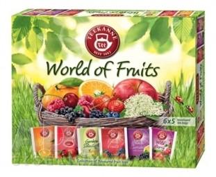 TEEKANNE WOF KOLEKCIA Box ovocný čaj, 6x5 nálevových vrecúšok, 1x1 set