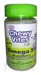 Chewy Vites Kids Omega 3 + Multivitamin