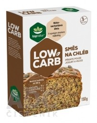 topnatur ZMES NA CHLIEB LOW CARB