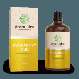 Avokádový olej 100ml