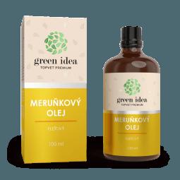 Marhuľový olej 100% 100 ml