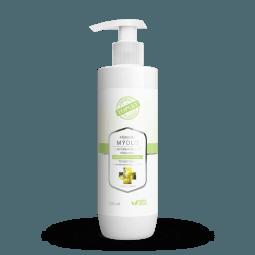 TOPVET Prírodné mydlo s antimikrobiálnou prísadou s prírodnými extraktmi 200ml