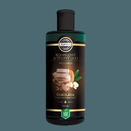 Čokoláda v mandľovom oleji 200ml